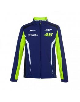 Valentino Rossi Yamaha VR46 Jacket Blue
