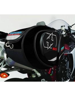 X60 Panniers Πλαϊνά Σαμάρια Black