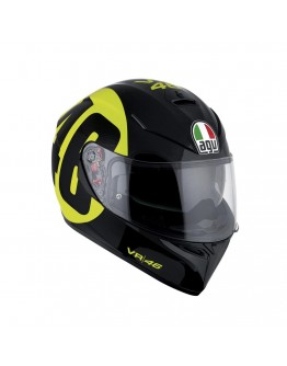 K-3 SV Pinlock Bollo 46 Black/Yellow