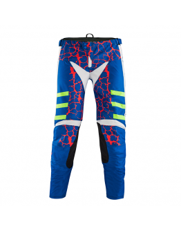 Acerbis Παντελόνι MX Avenger Pants Red/Blue