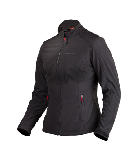 Softshell Lady Jacket Black