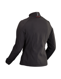 Nordcap Softshell Lady Jacket Black