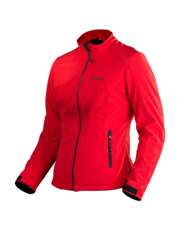 Softshell Lady Jacket Red