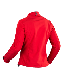 Nordcap Softshell Lady Jacket Red