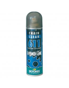 Motorex Σπρέι Καθαρισμού Αλυσίδας Κίνησης 611
