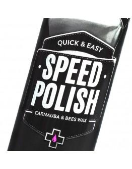 Muc Off Γυαλιστικό Σπρέι Speed Polish 400ml