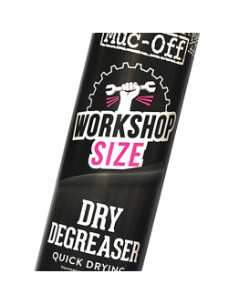 Quick Dry Degreaser 750ml