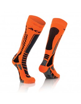 Acerbis MX Pro Socks Black/Orange