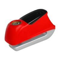 Abus Κλειδαριά Δίσκου Trigger 345 Alarm Red