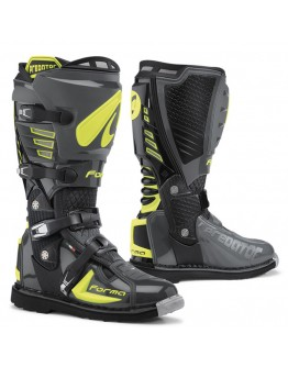 Forma Predator 17 Charcoal/Grey-Fluo/Yellow