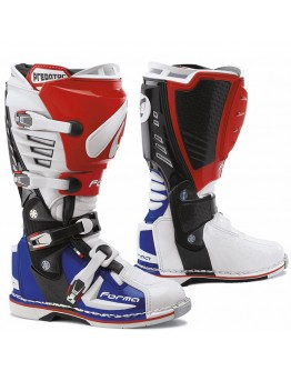 Forma Predator 17 White/Red/Blue