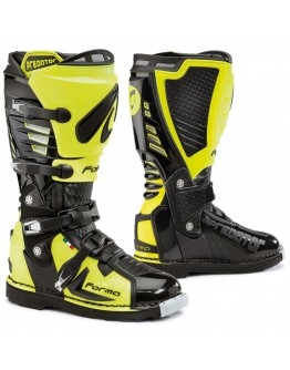 Forma Predator 17 Black/Fluo-Yellow