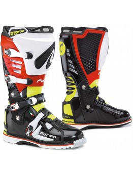 Forma Predator 17 White/Black/Red/Fluo