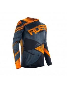 Acerbis Mx Mudcore Jersey Orange/Black
