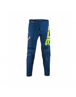 Acerbis Παντελόνι Mx Airborne Pants Yellow/Blue