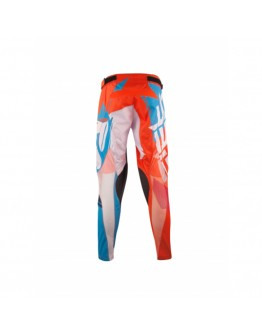 Acerbis Παντελόνι Mx Stormchaser Orange/Blue