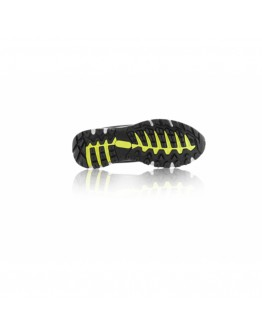 Acerbis Mud Boots Black/Yellow
