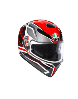 AGV K3 SV Proton Black/Red