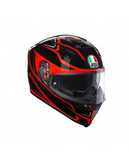 AGV K5 S Magnitude Black/Red