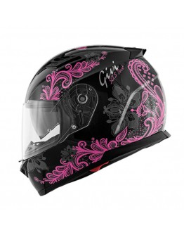 Givi H50.5 Deco Lady Pink/Black