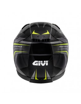 Givi H50.5 Tridion Raptor Black/Yellow
