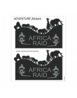 Booster Σετ Αυτοκόλλητα Africa Raid