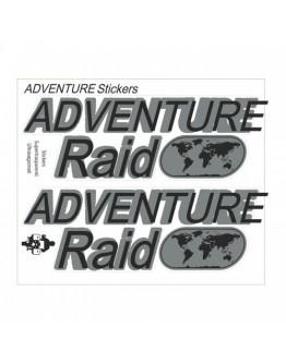 Booster Σετ Αυτοκόλλητα Adventure Raid