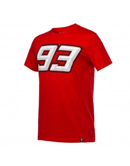 T-Shirt Marc Marquez 93 and Ant Red