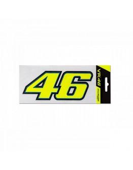 46 Moto Sticker