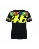 The Doctor 46 Black T-Shirt