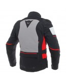 Dainese Carve Master 2 Gore-Tex Jacket Black/Frost/Grey-Red