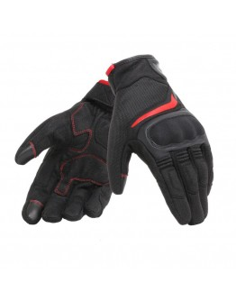 Dainese Air Master Γάντια Black/Red