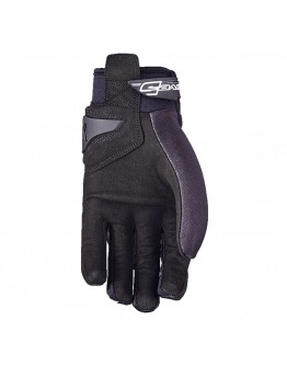 Five Globe Replica Racer Gloves Black