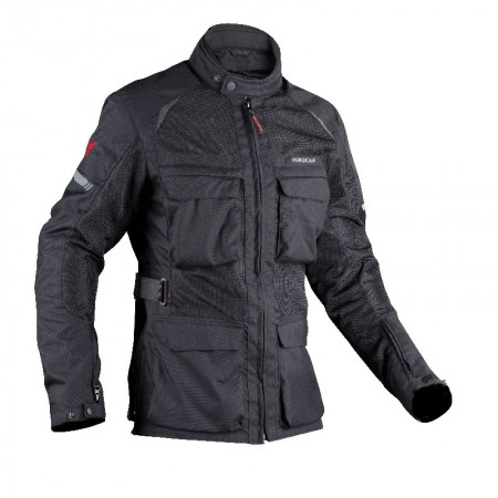 Nordcap Terra Flow Jacket Black