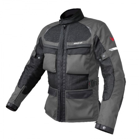 Nordcap Terra Flow Jacket Dark Grey