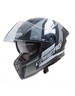 Caberg Drift Evo Speedster Matt Black/Antracite/White