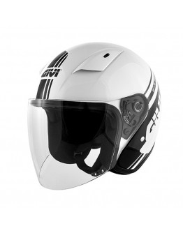 Givi H30.3 Tweet Geneve Black/White