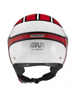 Givi 10.7 Mini J Bobber Red