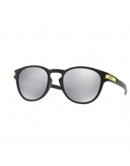 Oakley Latch VR46 Matte Black Chrome Iridium