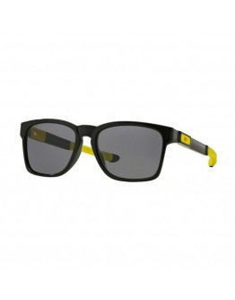 Oakley Catalyst Valentino Rossi Polished Black Grey