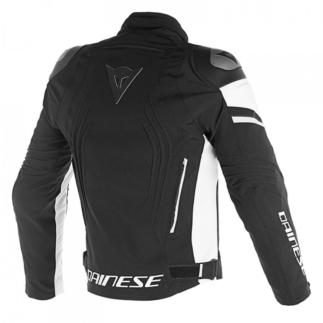 6f28e159b0 Dainese Racing 3 D-Dry Jacket Black Black White ...