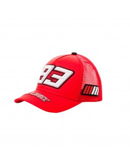 Cap Marc Trucker Marquez 93