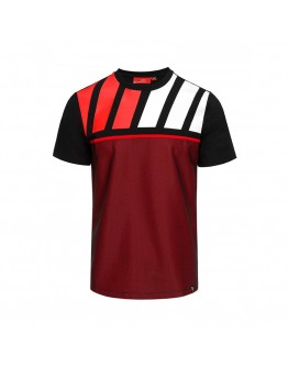 T-shirt Marc Marquez Mesh Black/Red