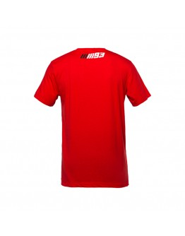 T-shirt Marc Marquez MM93 Red