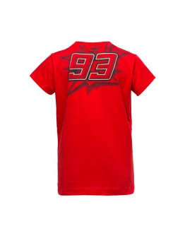 T-shirt Marc Marquez Cartoon Ant Kid