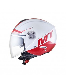 MT City Eleven SV White/Red