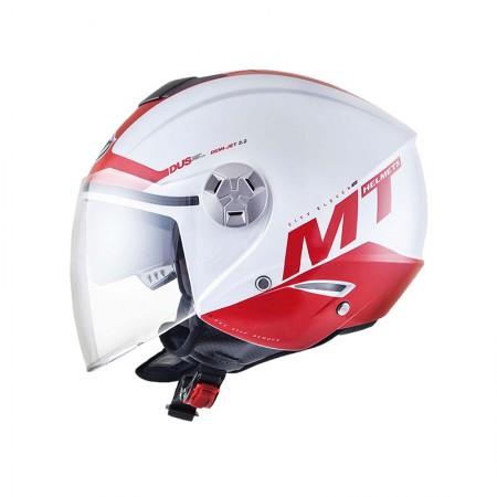 MT City Eleven SV White/Red