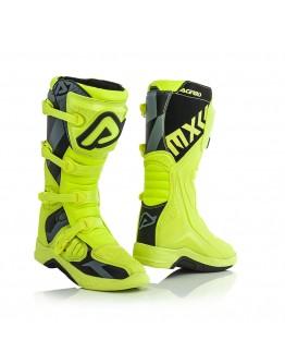 Acerbis Μπότες X-Team Yellow/Black
