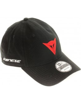 Dainese 9Twenty Canvas Strapback Καπέλο Black
