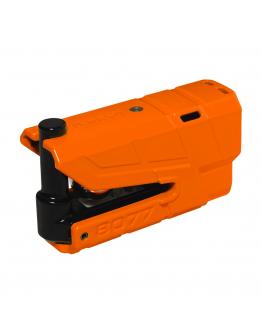 Abus Κλειδαριά Δισκοφρένου Granit Detecto X-Plus Orange